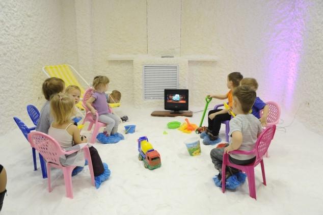 Тонкости проведения галотерапии для детей